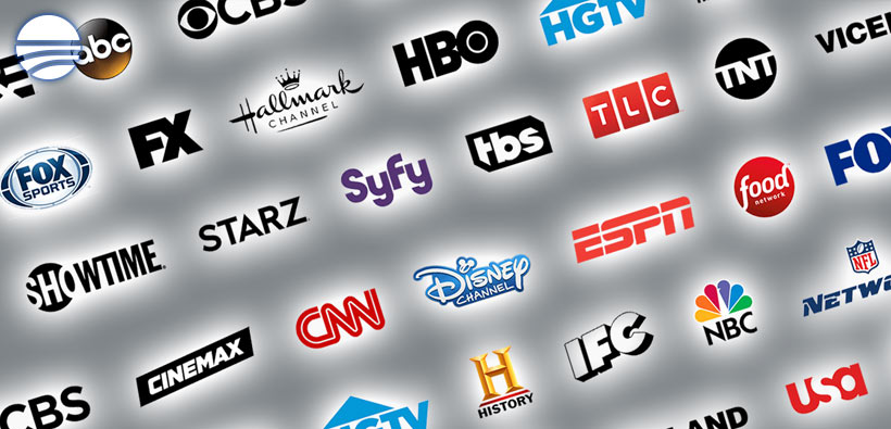 cable tv network logos